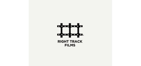 Right Track Films Logo Design Inspiration Made Just For Fun