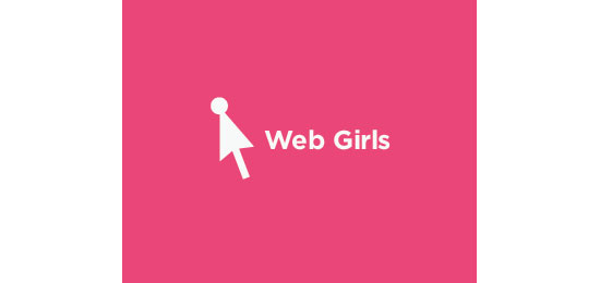 Web Girls Logo Design Inspiration Made Just For Fun