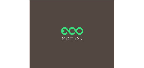 eco motion Logo Design Inspiration Made Just For Fun