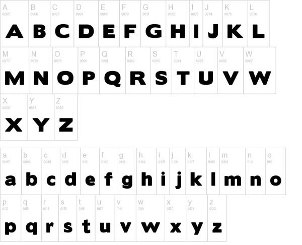 Boris Black Bloxx Free for Commercial use Font