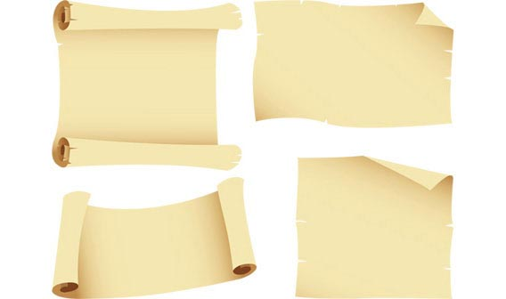 Old Paper Free Vector Graphics
