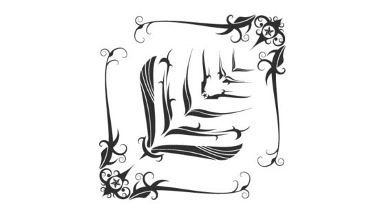 Free Vector Swooshes and Fancy Corner Designs Free Vector Graphics