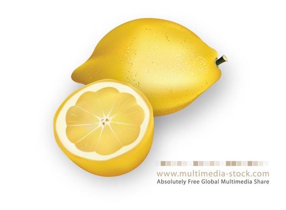 Lemon Free Vector Graphics