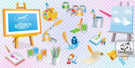 Vector Art Icons Free Vector Graphics