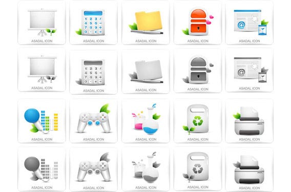 Best Icons Vector for Design Contents Free Vector Graphics