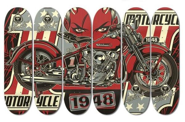 D.Vicente Skateboards