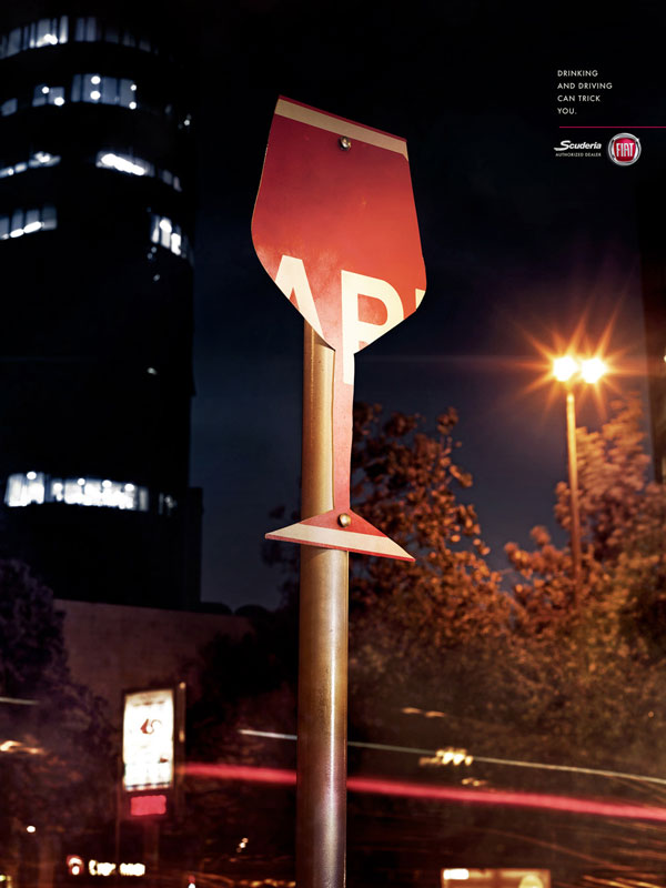 fiat_traffic_signs_2 Ideas publicitarias: 500 creativos y frescos anuncios