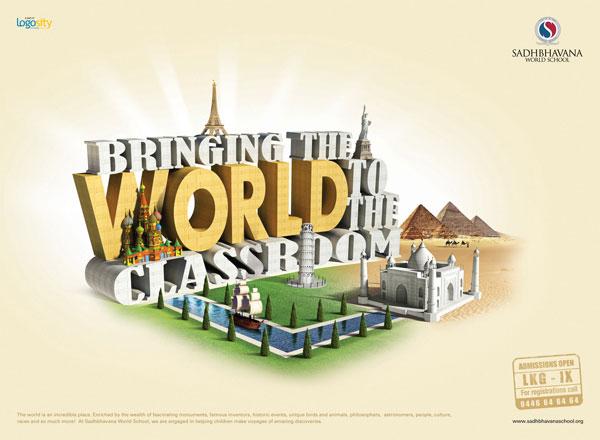 Ideas publicitarias para llevar al mundo a la clase: 500 anuncios creativos y geniales