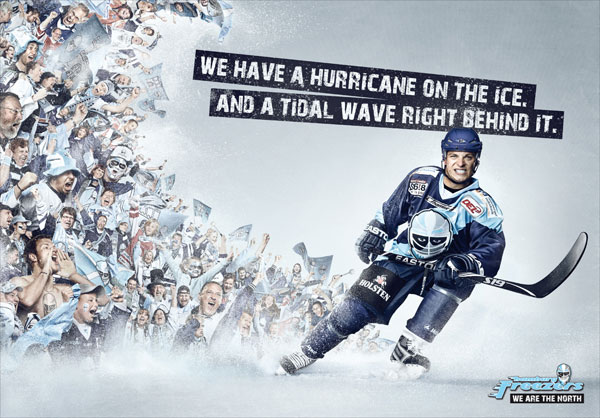 We-have-a-hurrican-on-the-ice, -and-a-marea-onda-derecha-detrás-it Ideas de publicidad: 500 anuncios creativos y frescos