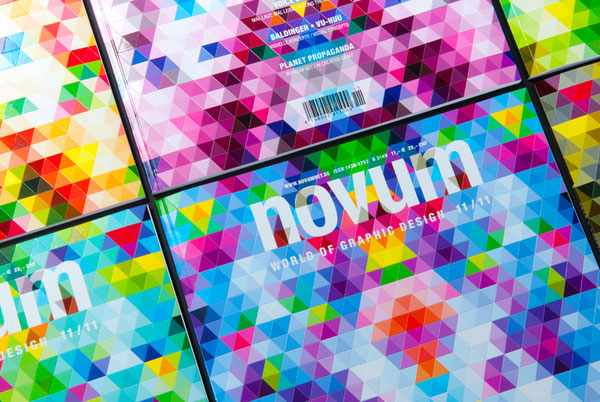 NOVUM 11/11 - Making of cover German Design Inspiration