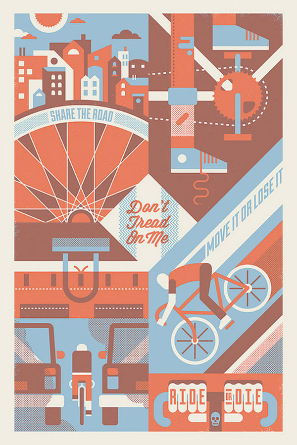 Good Print Design Inspiration That Must Be Seen