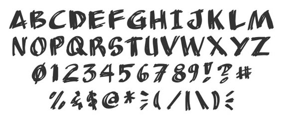 AnuDaw Handwriting And Script Font