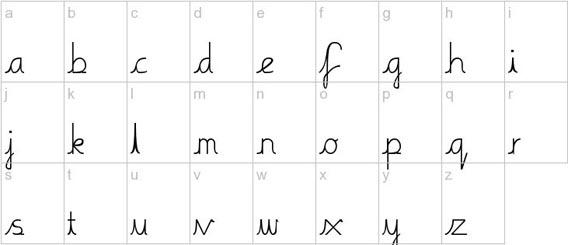 Boring Boring Handwriting And Script Font