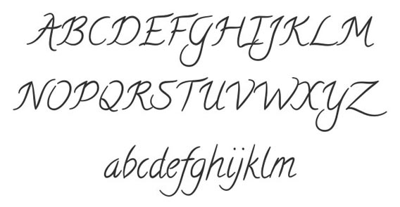 Calligraffiti Handwriting And Script Font