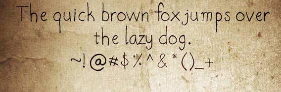 CrimsonVermillion Handwriting And Script Font