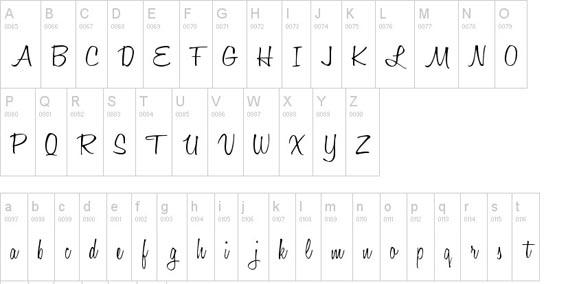 Honey Script Handwriting And Script Font