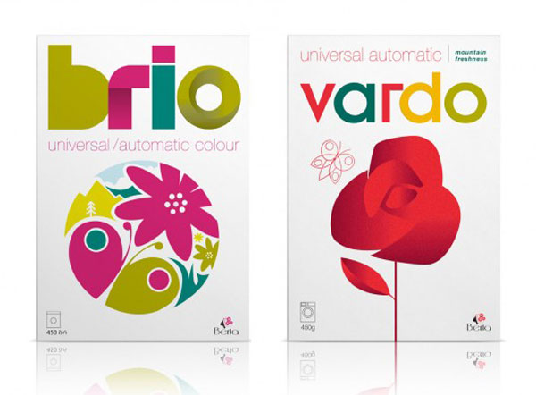 Brio & Vardo Package Design Inspiration
