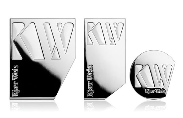 Kjaer Weis Package Design Inspiration