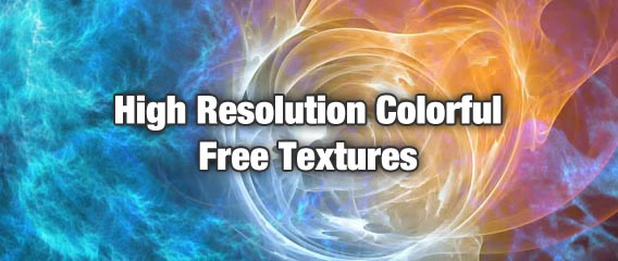 High Resolution Colorful Free Textures