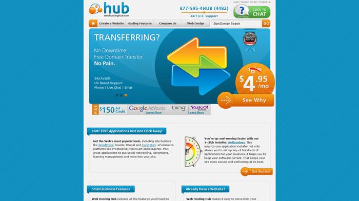 webhostinghub.com Website Hosting Provider
