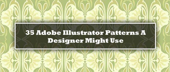 35 Free Adobe Illustrator Patterns Sets A Designer Should Use