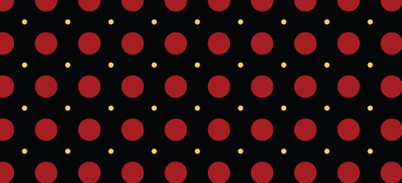 53 Impressive Polka Dot Pattern Swatches