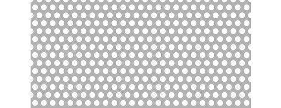 Free Seamless Vector Perforated Metal Pattern