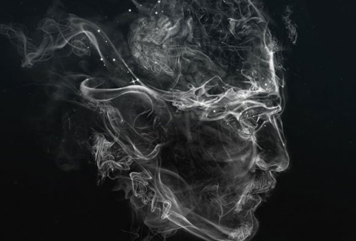 Smoke & Ashes Photoshop Inspiration