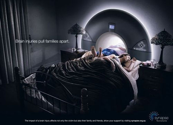 Brain injuries pull families apart Print Advertisement