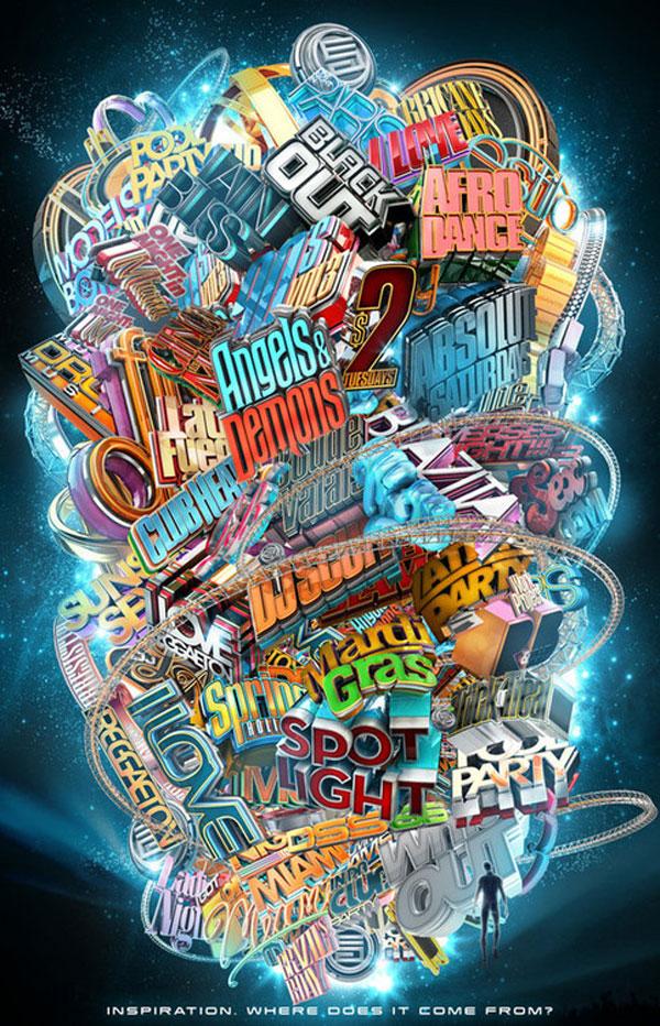 Inspiration fg2012 Photoshop Design Inspiration