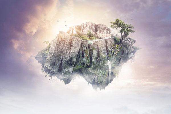 nature Photoshop Design Inspiration