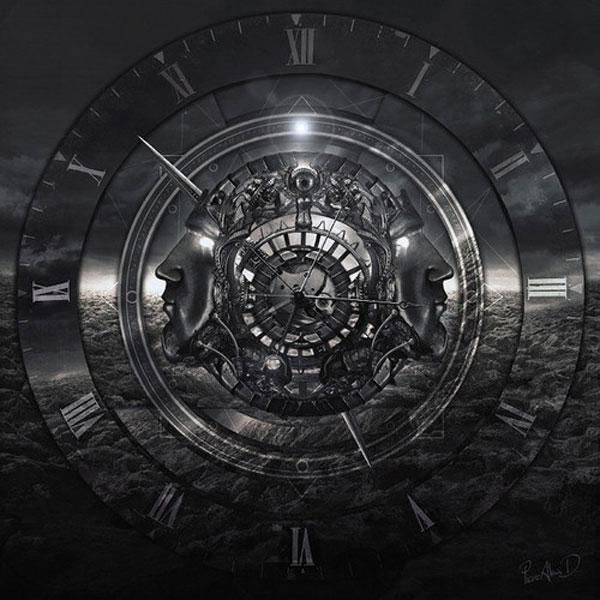 Mechanic Of Time Photoshop Design Inspiration