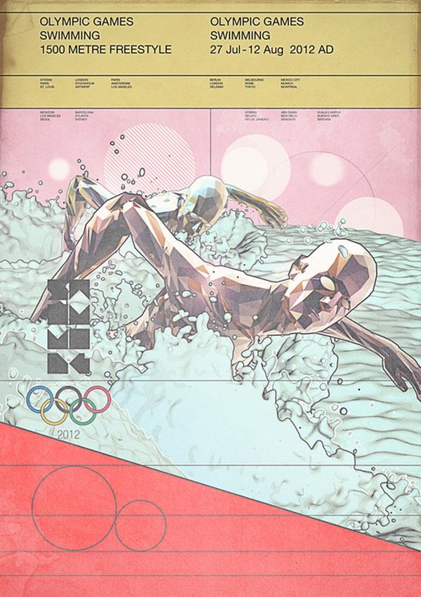 OLYMPIC GAMES 2012 Italian Design Inspiration