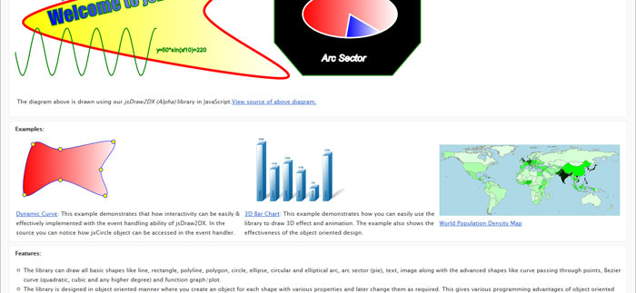 Javascript visualization libraries to display charts and graphs 34 jsdraw2dxjsfictioncom javascript visualization libraries to display charts and graphs 34 items ccuart Choice Image