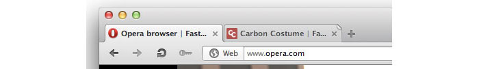 Opera - Tabs that haven't been viewed