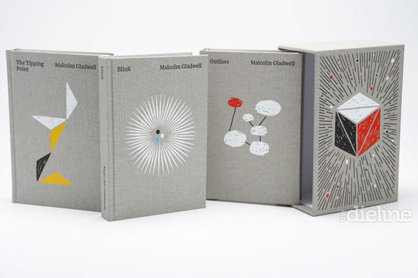 Malcolm Gladwell: Collected Package Design
