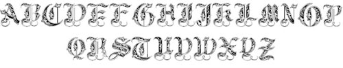 Royal font available for free download