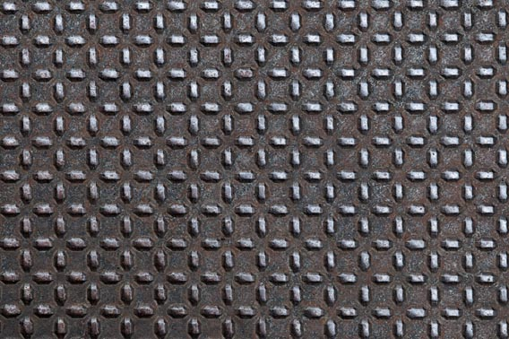 Steel Plate Texture Diamond Plate metal