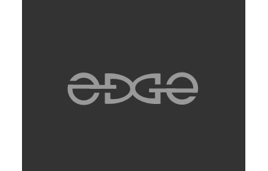 Edge Link Logo Design Inspiration