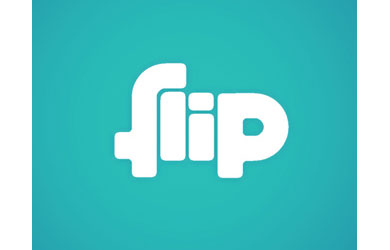 Flip Logo Design Inspiration