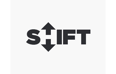 SHIFT Logo Design Inspiration
