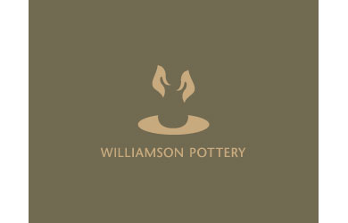 Williamson Pottery Logo Design Inspiration