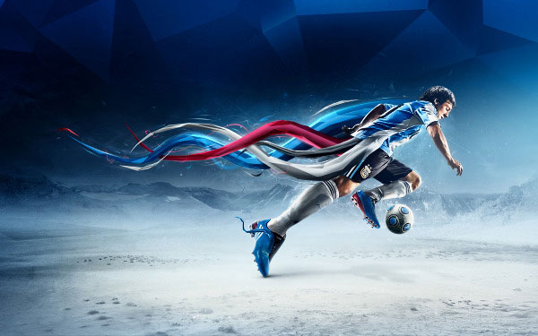 Lionel Messi Photoshop Inspiration