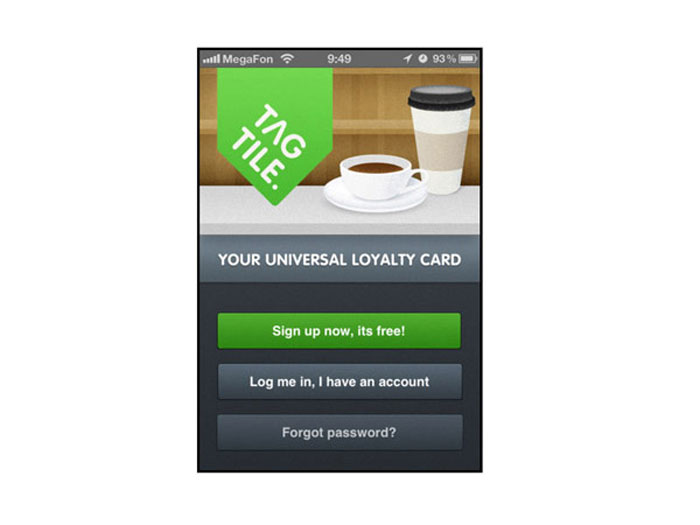 Interesting Mobile Logins To Inspire You For Your UI Projects 11