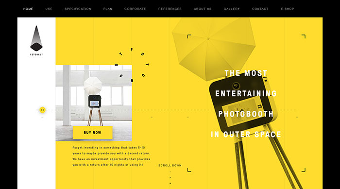 Modern Website Layout Ideas 27 Examples