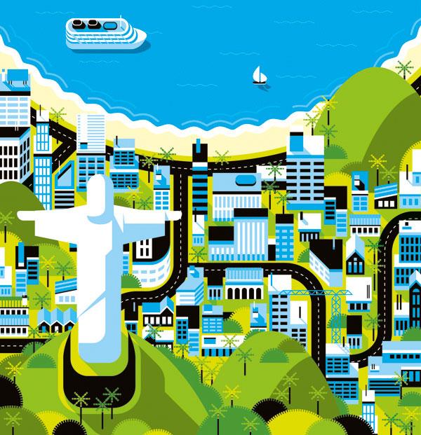Cities, Roads & Factories #2 2 Netherlands Design Inspiration