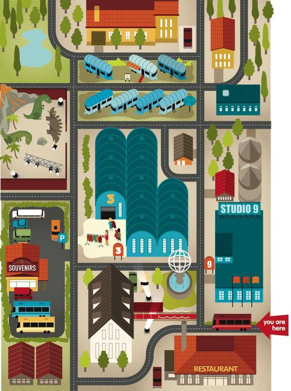 Cities, Roads & Factories #1 3 Netherlands Design Inspiration
