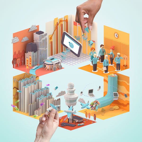 Creating Tomorrow | School of Economics & Management Netherlands Design Inspiration
