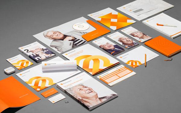 Pensjonistforbundet Print Design Inspiration