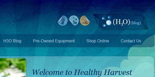 healthyharvesthydro.com